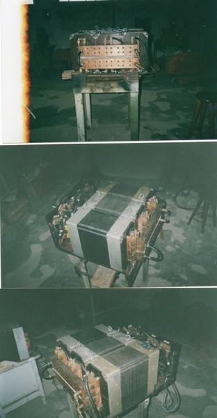 Manutenção de Transformadores de Solda Ponto Curitiba - Manutenção de Transformador Hipersil