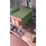 indústria de transformador para máquina de coluna solda Belém