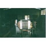 Manutenção de Transformador com Núcleo