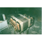 manutenção de transformador de solda ponto