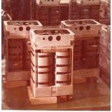 terminais para buchas de transformadores