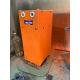 transformador de máquina coluna Macapá
