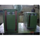 Transformadores com Núcleo Ferromagnético
