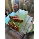 transformadores de máquina de coluna solda Macapá