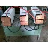 transformador de máquina treliça automática
