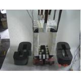 máquina de solda com transformador toroidal