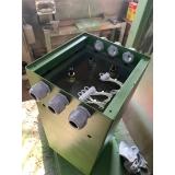 transformador de máquina de coluna