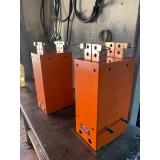transformador máquina coluna industrial