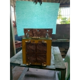 transformador máquina de coluna