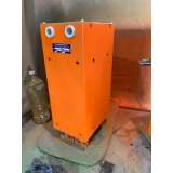 transformador para máquina de coluna solda